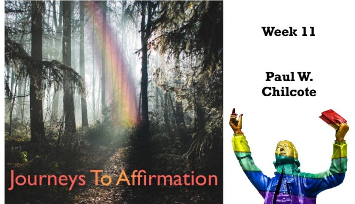 Journeys to Affirmation 11: A Wide and Loving Embrace