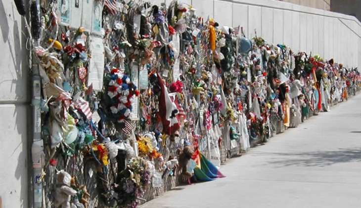 Memorial Fences - The OKC Bombing, 20 Years Later