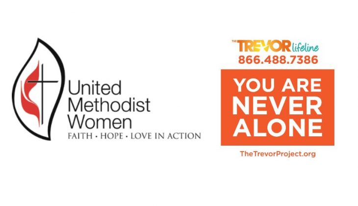 Why is United Methodist Women's $50k gift to the Trevor Project such a big deal?