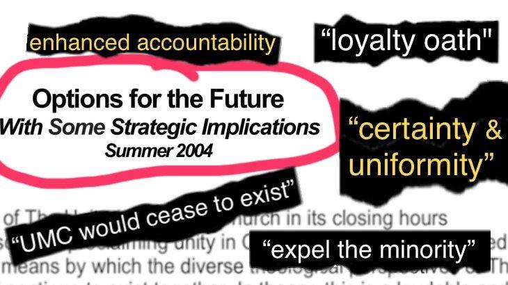 The Betrayal of Good News: How a 2004 Blueprint created the #GC2019 Endgame