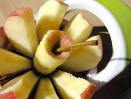 Paul cut the apple differently–and we can too.