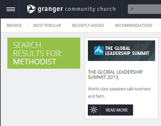 Why do the Top 100 #UMC's shun Methodism? | Hacking Christianity