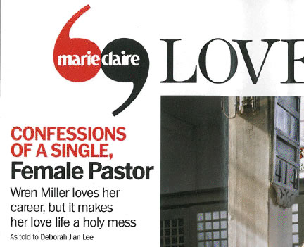 """Single, Female Pastor"" Revisited"
