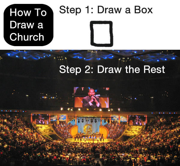 Stop having Church Experts at Churchy Conferences