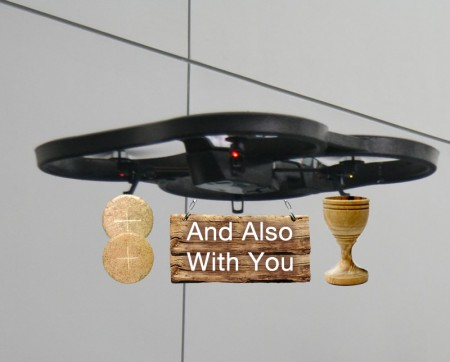 drone-communion