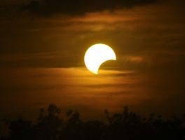 Does The Eclipse Solve a Biblical Conundrum?