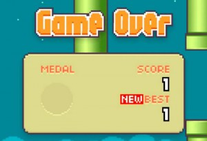 Flappy Bird Removal was about Redemption not Success