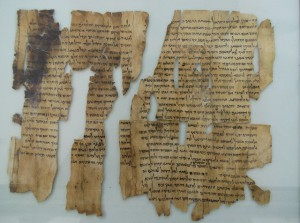Dead Sea Scroll -- the World's Oldest Secrets