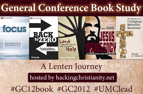 Synchblog List for Lord I Love The Church #GC12book