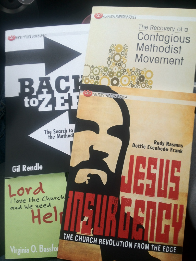 Which #GC2012 book first?