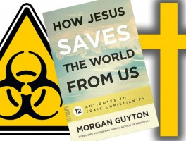 While we are trying to run the world, Jesus saves it from us. [Review]