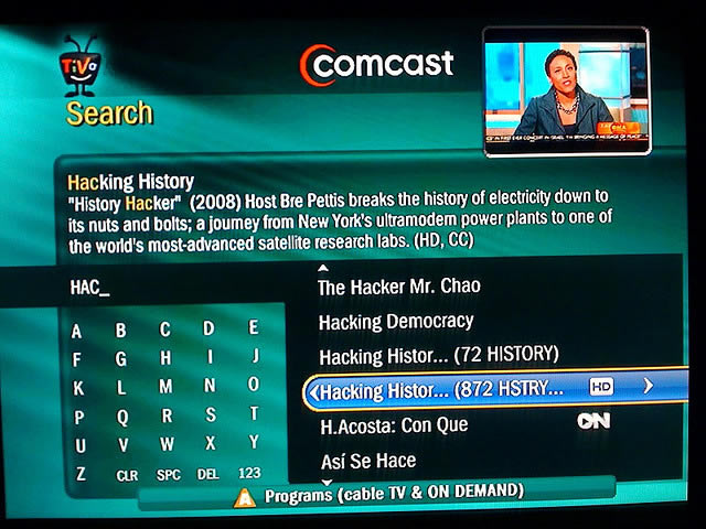 Christianity is not Comcast, Cox, or FiOS