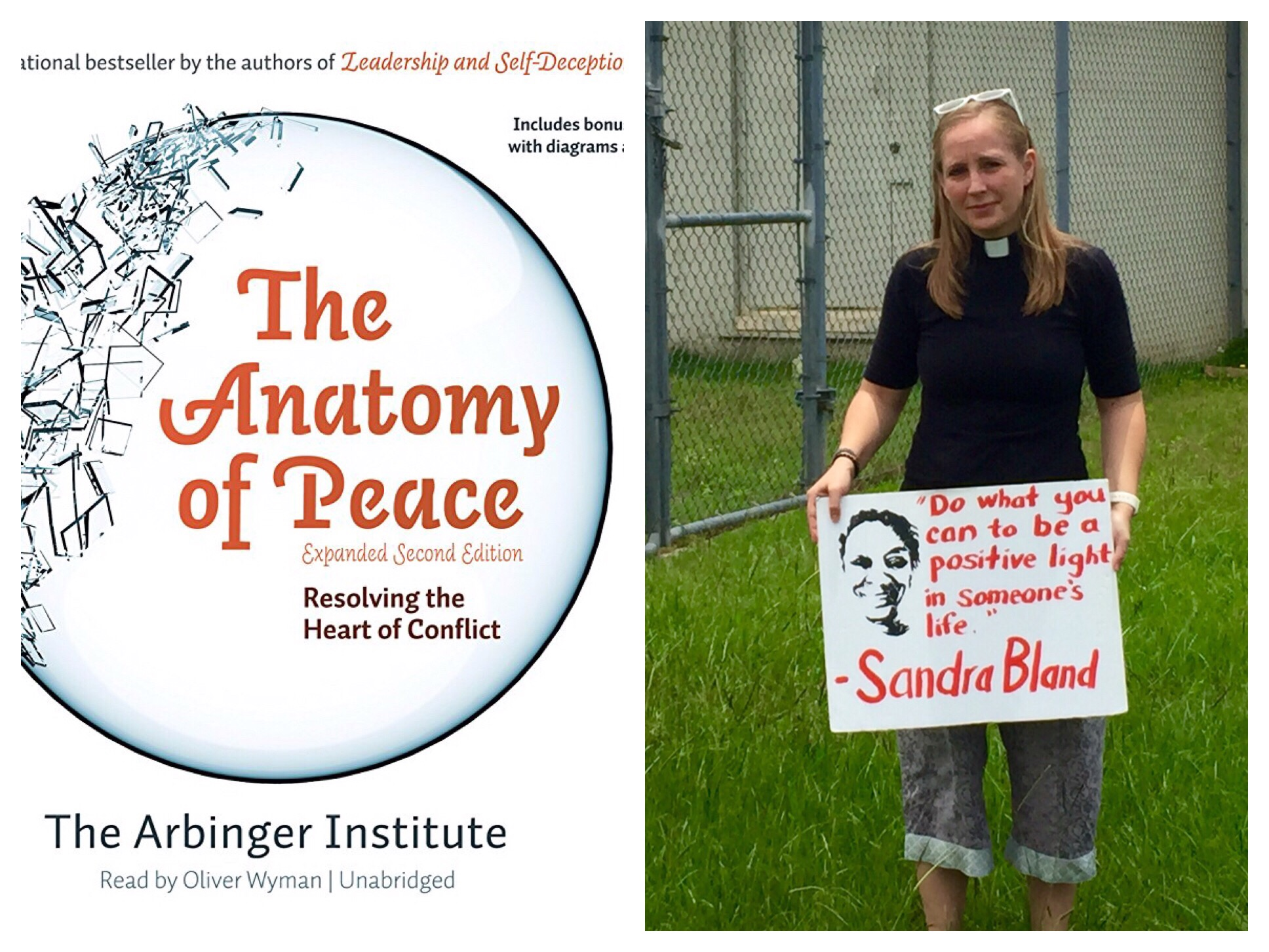 "Does ""The Anatomy Of Peace"" Practice what it Preaches? 