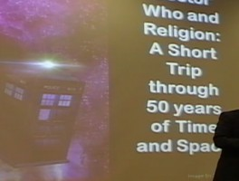 Religion and Doctor Who #GeekGospel