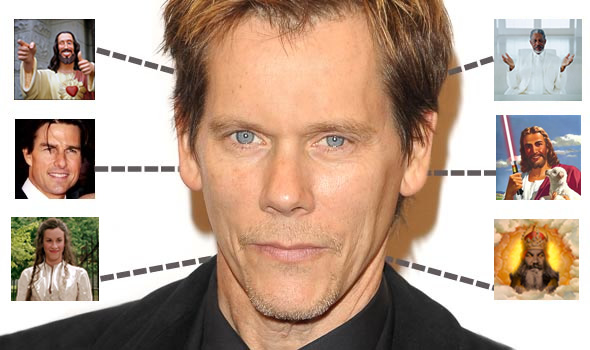 Discipleship is about Jesus and Kevin Bacon