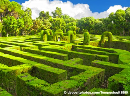 labyrinth.depositphotos
