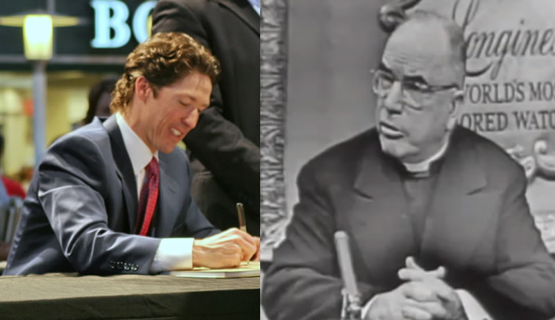 1950s Bishop Oxnam warns us about Joel Osteen