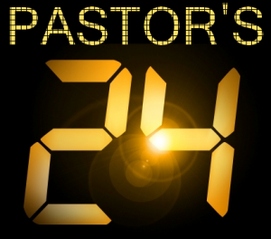 Today is Pastor's 24 #pastors24