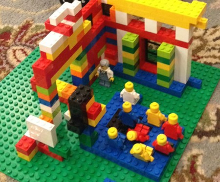 play-church-lego