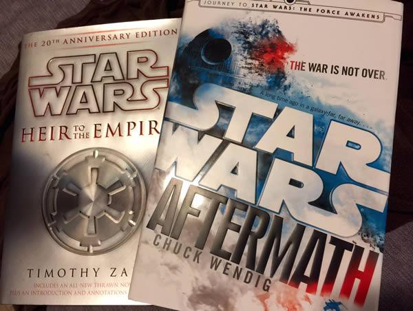 Book aftermath star wars