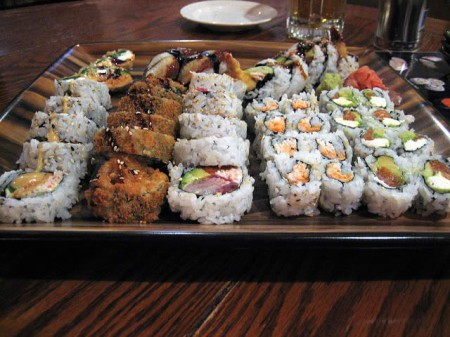 Sushi: Flickr Creative Commons Share