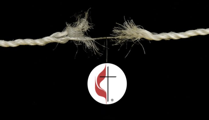 The UMC is Hanging by a Thread from the Bishops' Robes