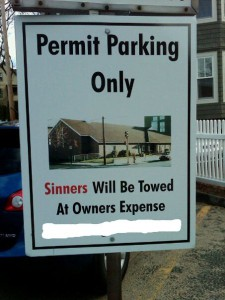 unwelcoming-church-sign