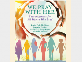 We Pray With Her…and you should too.