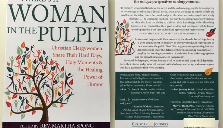 There's a Woman...in the Pulpit?? [review]