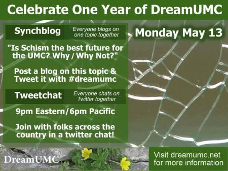 dreamumc-one-year