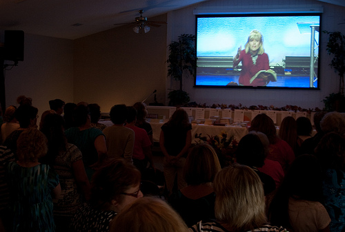 Methodist Kudzu - The Problem of Beth Moore
