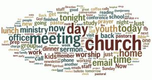 Topics for #pastors24